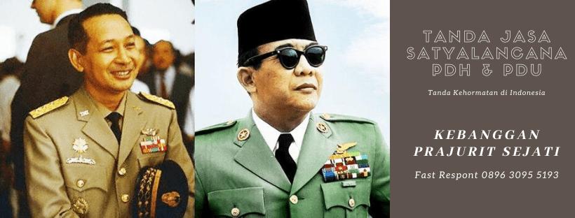 Produsen Tanda Jasa dan Produsen Atribut TNI POLRI