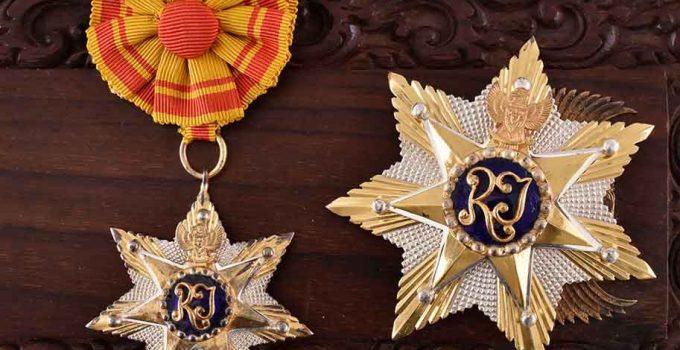 Tanda Kehormatan Bintang Republik Indonesia by satyalancana.com kecil