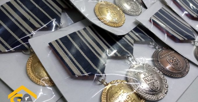 Satya Lencana Karya Satya PNS ASN 30 20 10 Tahun
