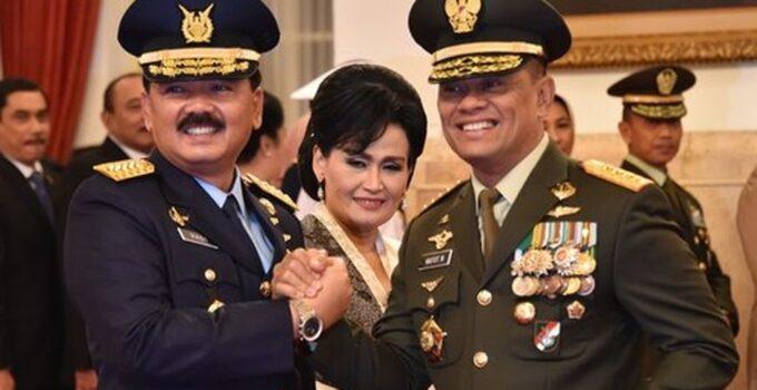 Cara Pasang Satya Lencana TNI Pada Pakaian PDU